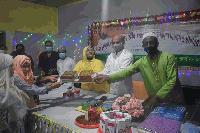 চট্টগ্রাম শেখ রাসেল শিশু প্রশিক্ষণ ও পুনর্বাসন কেন্দ্রের সুবিধাবঞ্চিতদের ঈদ উপহার বিতরণ