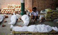 ভারতে ৪ লাখ ১২ হাজার নতুন রোগী সনাক্ত বিশ্বরেকর্ড, মৃত্যু ৩ হাজার ৯৮০ -ফাইল ফটো-